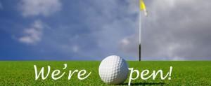 golfopening